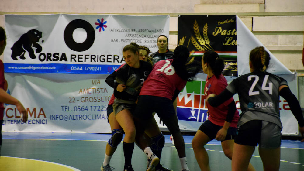 Grosseto Handball vs Prato