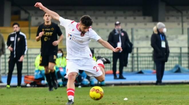 Grosseto-Piacenza 2-1