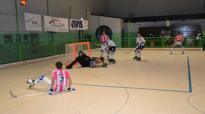 Hc Castiglione vs Matera 2021