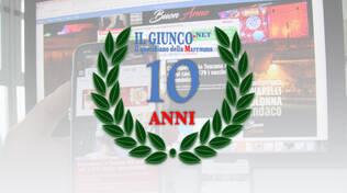 logo 10 anni lancio contest