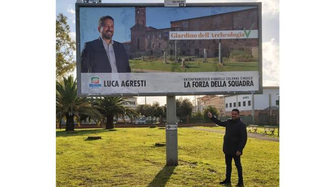 Luca Agresti cartelloni