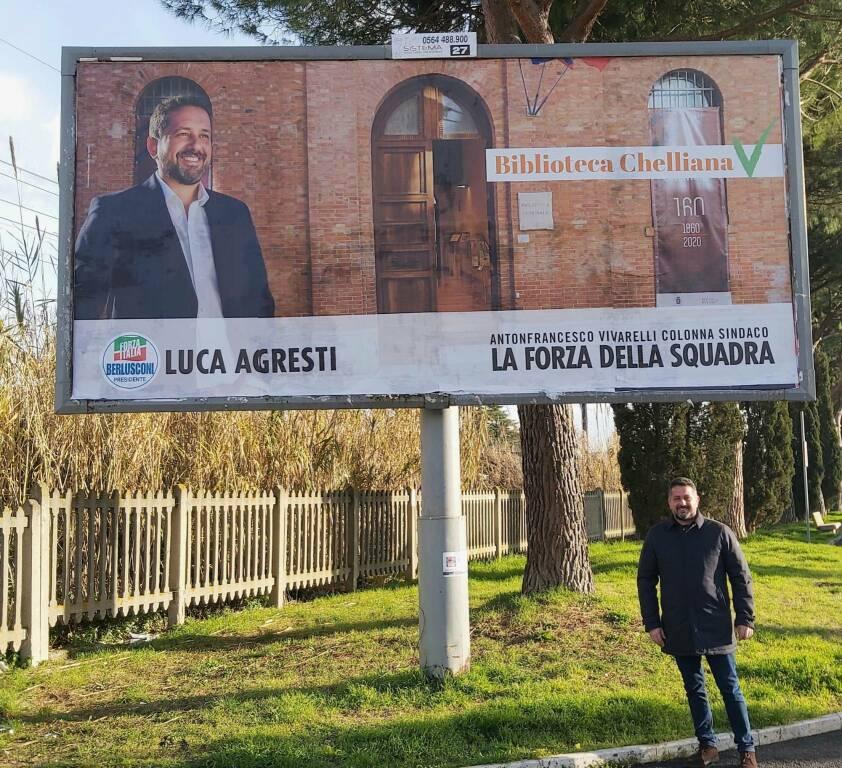 Luca Agresti cartelloni