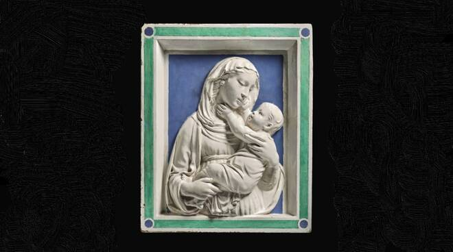 Madonna di Santa Fiora di Luca della Robbia