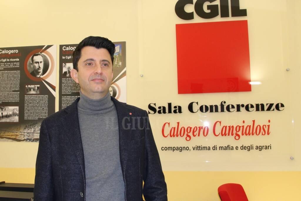 Andrea Ferretti Cgil