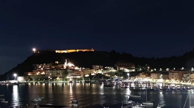 Porto Ercole notte