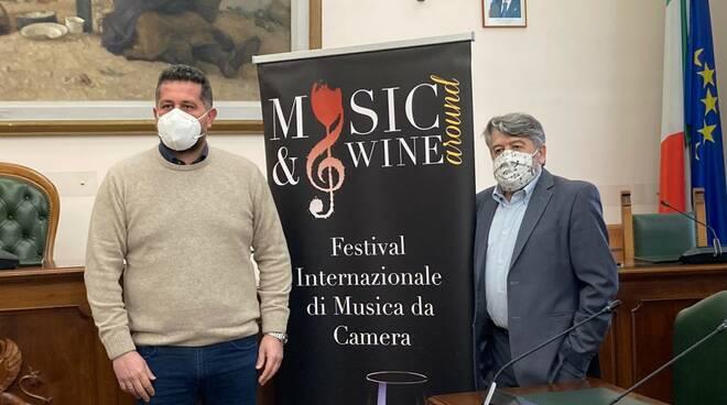 presentazione Music & wine 2021