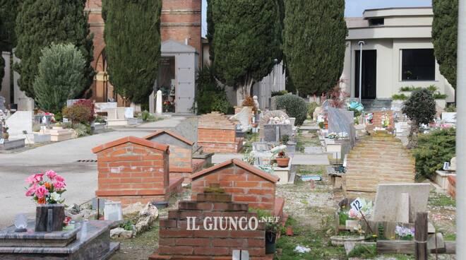 Cimitero Sterpeto 2021