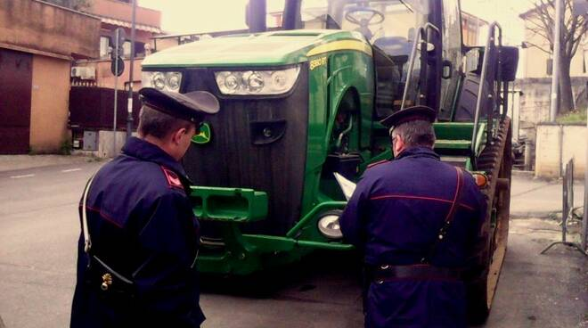 Truffa del trattore