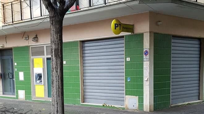ufficio postale via cimarosa