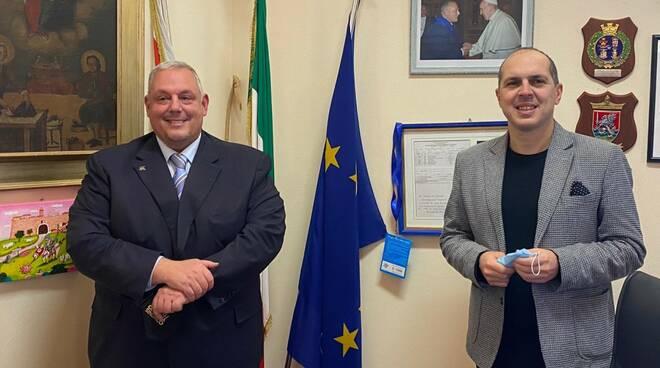 Antonfrancesco Vivarelli Colonna e Sandro Vannini