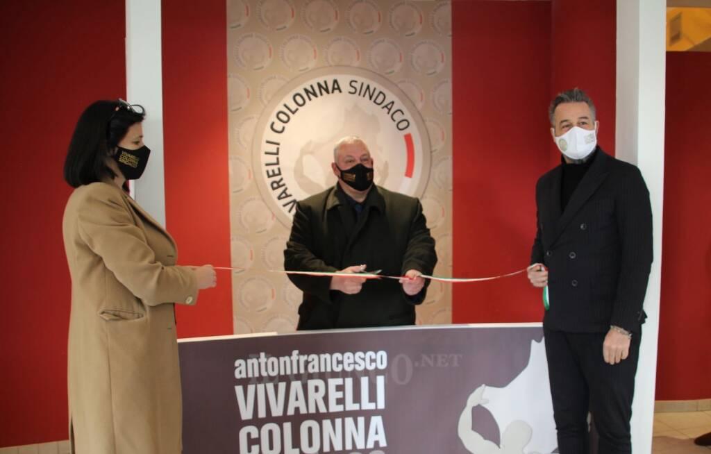 associazione Vivarelli Colonna sindaco