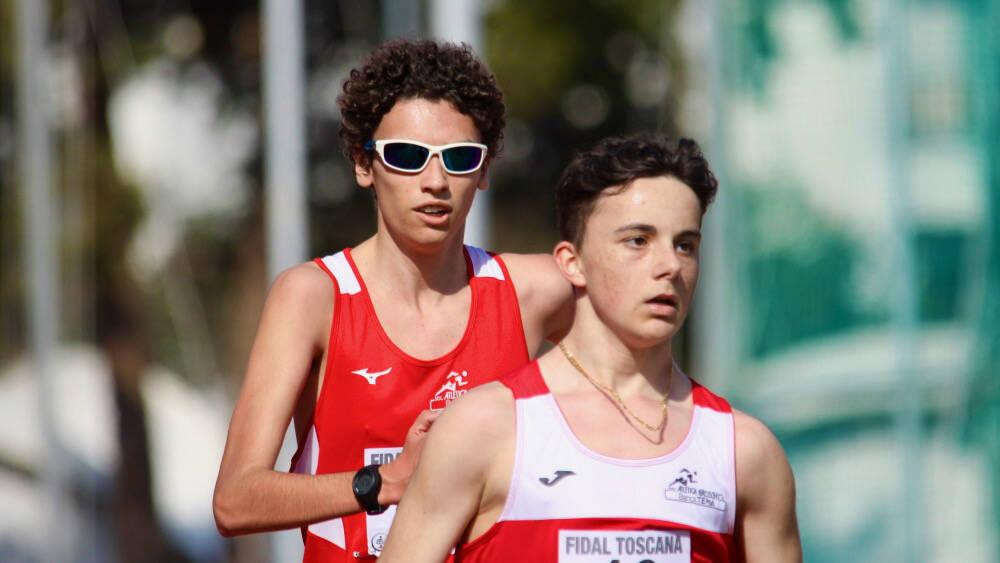 Atletica Grosseto - Iori Borzi