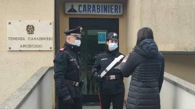 Carabinieri Arcidosso