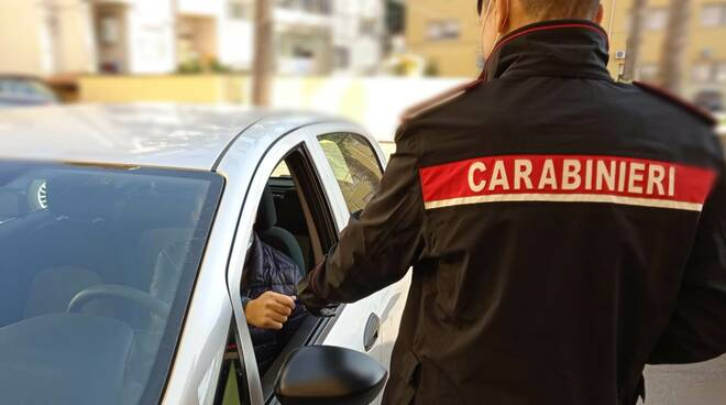 carabinieri coronavirus