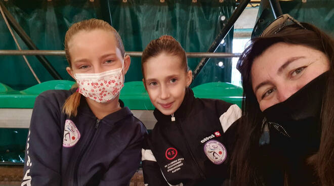 Cus Albinia 2021 - Sofia Brandi e Gaia Landini