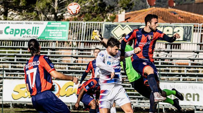Follonica Gavorrano vs Montevarchi