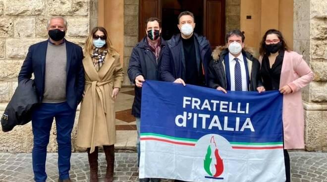 fratelli d'Italia amministrative 2021 gr