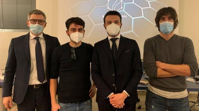 Giovanni Mascagni, Lucio Cinà , Giacomo Cretella, Sebastiano Bellani