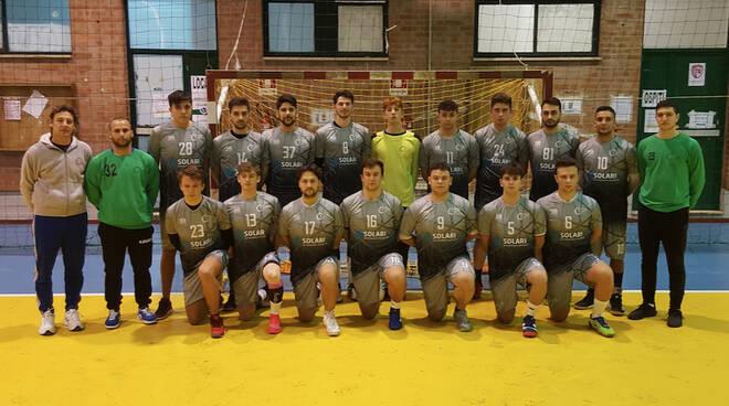 Grosseto Handball serie B 2021