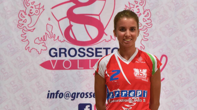 Grosseto Volley School - Carolina Marini