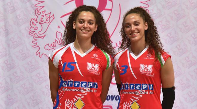 Grosseto Volley School - Gemelle Aniello 2021