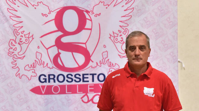 Grosseto Volley School - mister Ferraro 2021