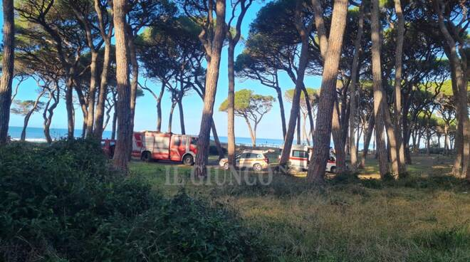 incidente puntone pineta