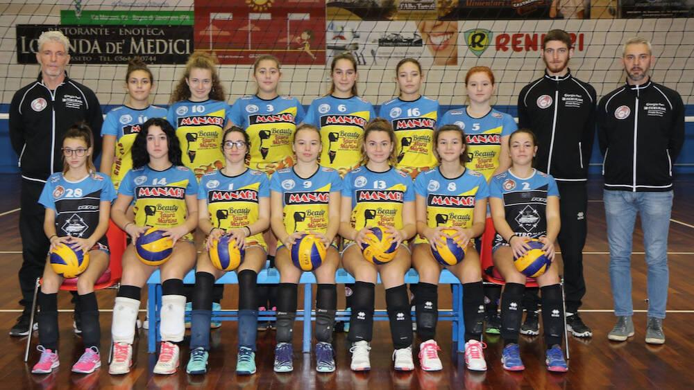 Pallavolo Grosseto - Under 15