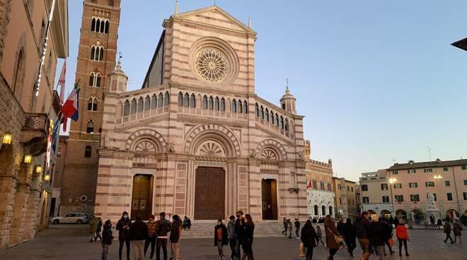 Piazza Dante Inverno 2021
