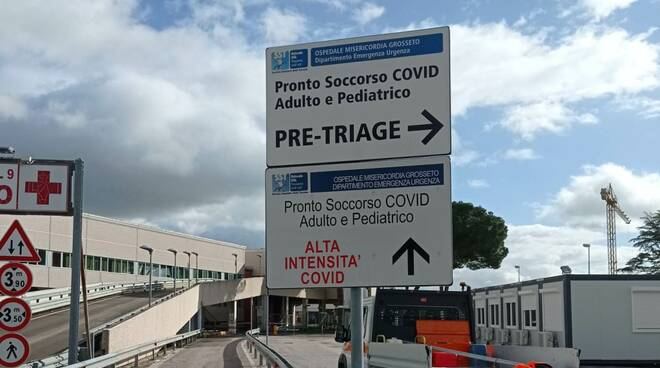 PRONTO SOCCORSO COVID MISERICORDIA