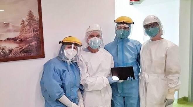 tablet ospedale