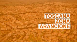 Toscana Zona Arancione 2021