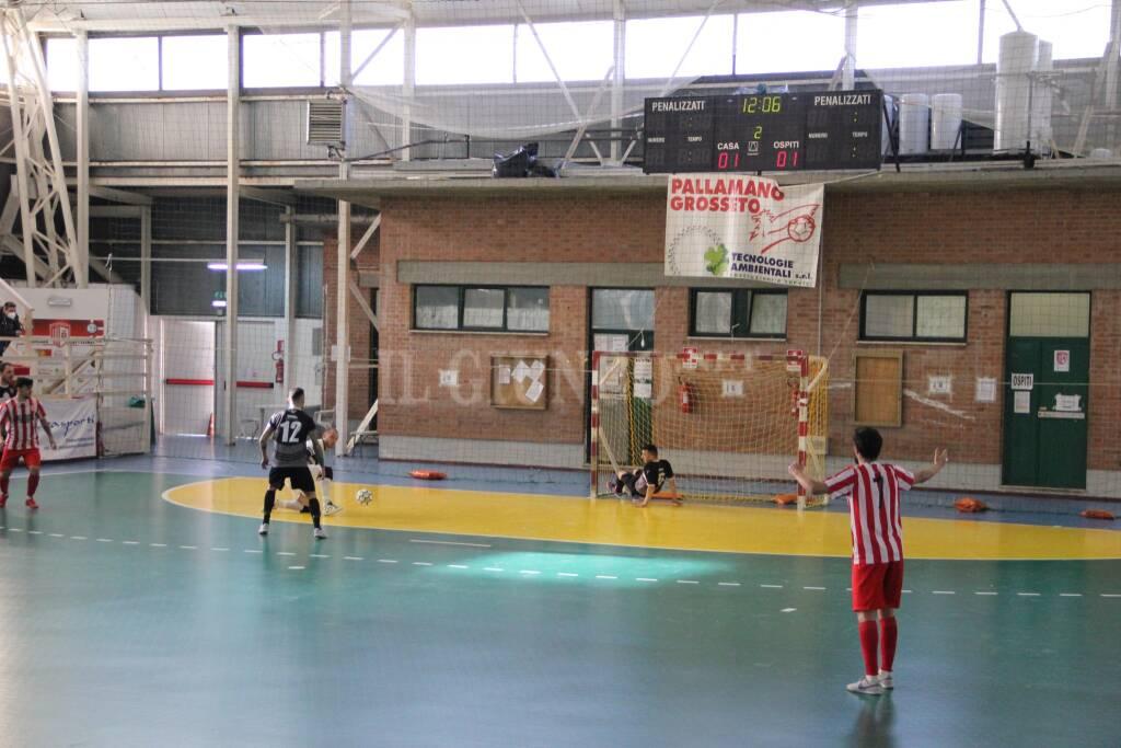 Atlante Grosseto vs Pontedera 6 marzo 2021