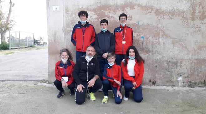Atletica Grosseto - marcia