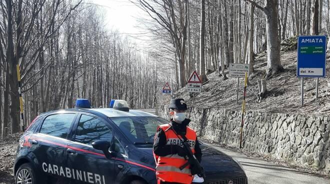carabinieri Amiata