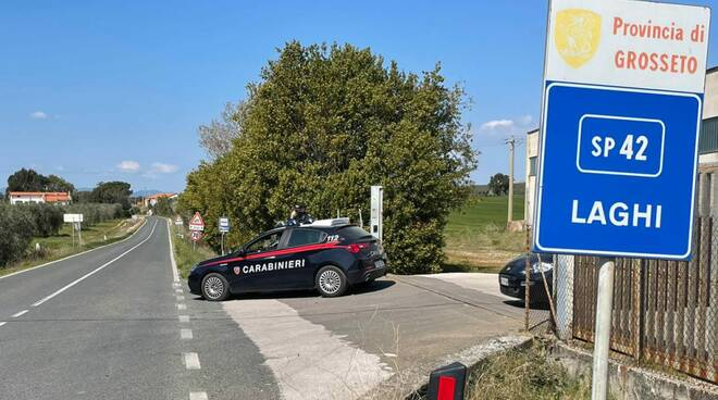 carabinieri laghi