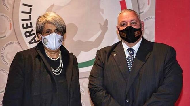 Carla Minacci e Antonfrancesco Vivarelli Colonna