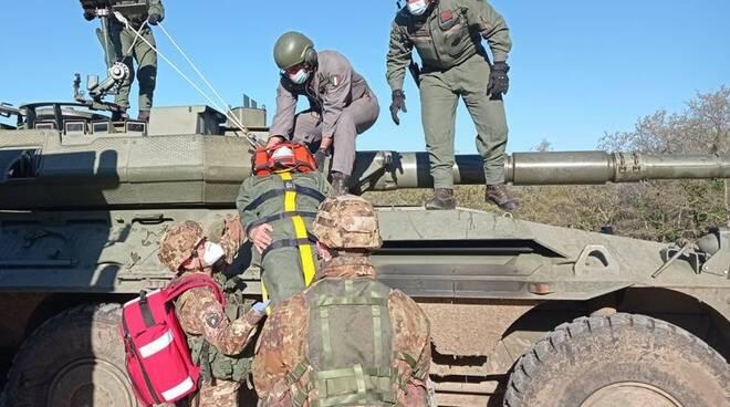 Cavalieri paracadutisti jrrf