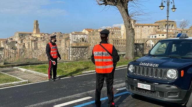 Controlli Carabinieri 2021
