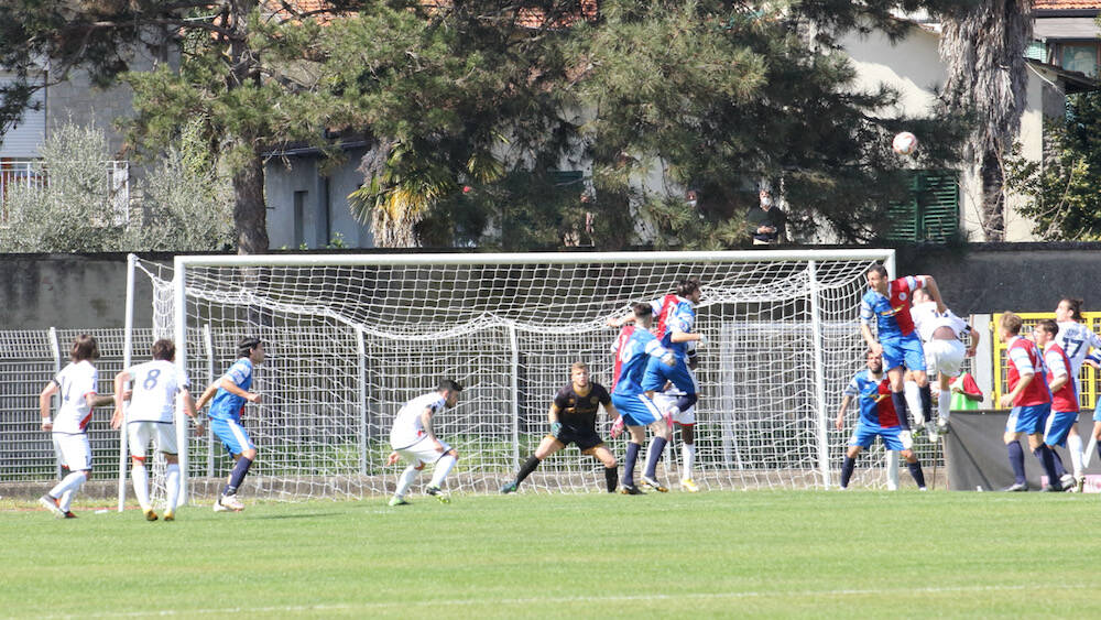 Follonica Gavorrano vs Aquila Montevarchi