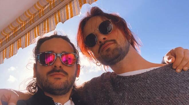 Francis e Matteo Petrini