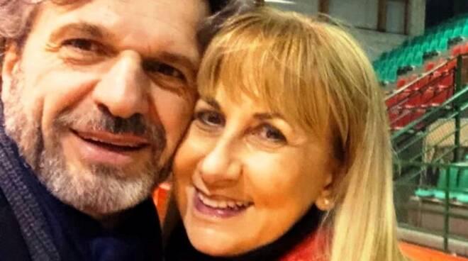 Giampietro Ghidini e Silvia Gentilini