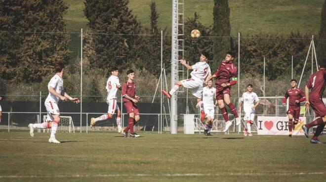 Grosseto Primavera vs Livorno
