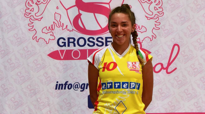 Grosseto Volley - Laura Cherubini 2021