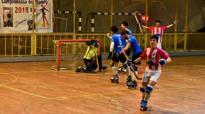 Hc Castiglione Blue Factor batte Prato e rimane in A2