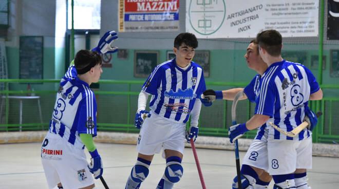 Hc Castiglione - Under 17 vs Viareggio