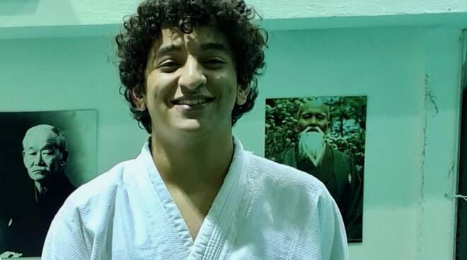 Judo Sakura - Omar Khouribech