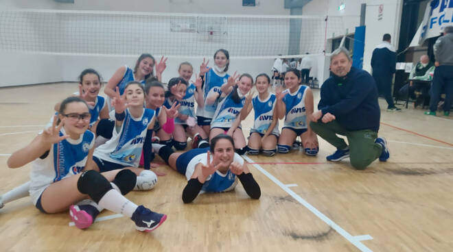 Pallavolo Follonica - Under 15