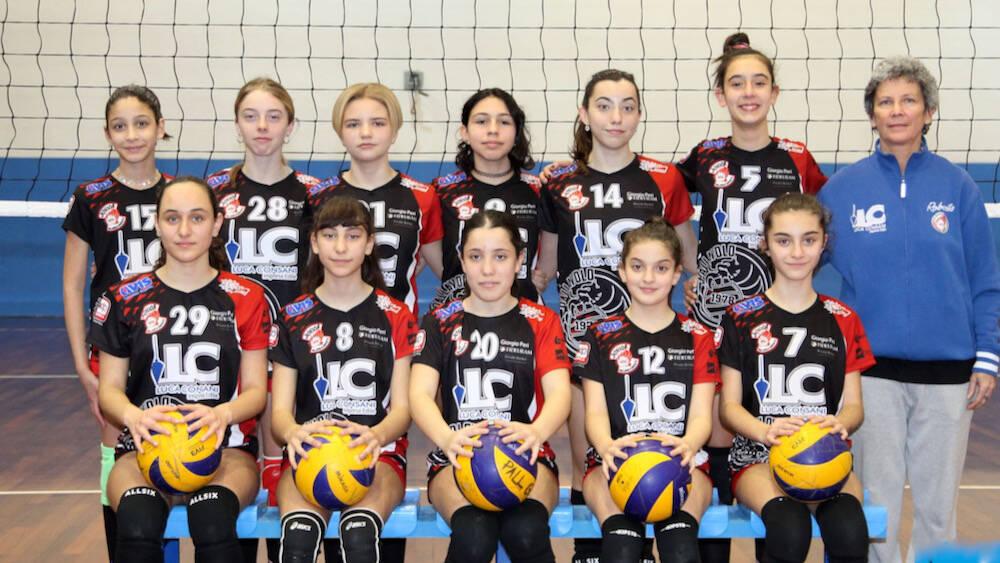 Pallavolo Grosseto - Under 13 Azzurra