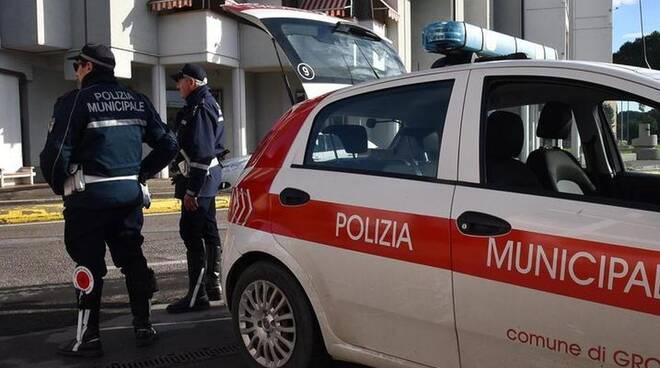polizia municipale autolavaggi